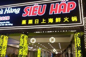 Sự thật khách Việt nhận hóa đơn 'chặt chém' tiếng Trung Quốc