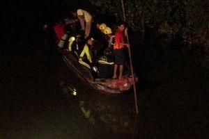 Thương tâm, 2 chị em gái sinh ba chết đuối lúc tắm sông
