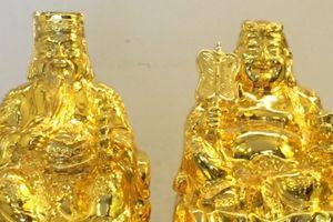 Ngày vía Thần Tài: Nhiều cửa hàng kinh doanh vàng tung chiêu 'độc' để hút khách
