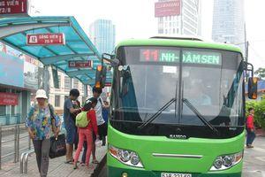 TP Hồ Chí Minh nghiên cứu kết nối các tuyến xe buýt với tuyến Metro Bến Thành - Suối Tiên