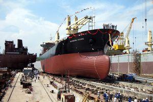 Từ 2018, đóng mới tàu vỏ thép được hỗ trợ tối đa 8 tỷ đồng/tàu