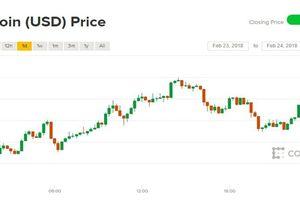 Giá Bitcoin hôm nay 24/2: Có đang hồi xuân?