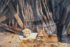 Hình tượng Tuất qua góc nhìn của các họa sỹ đương đại Việt Nam