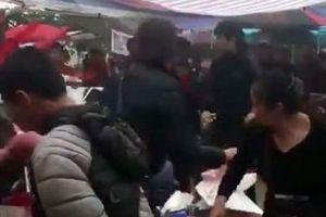 Lộ nguyên nhân ẩu đả kinh hoàng trước cửa chùa Đậu