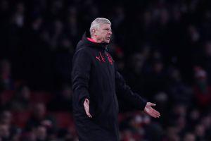 Wenger và 'cơn khát' ở Cúp Liên đoàn