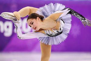 Mỹ nữ 15 tuổi giành HCV Olympic mùa đông