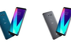 LG V30S Thin Q chính thức trình làng tập trung vào khả năng AI