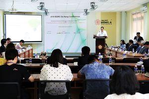 Đà Nẵng: 81 chuyên gia của 10 quốc gia thảo luận về 'Kinh doanh điện tử và ứng dụng'