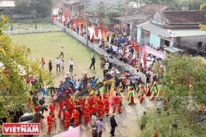 Lễ hội Trò Chiềng được công nhận là di sản văn hóa phi vật thể quốc gia