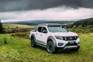 Nissan sẽ nâng cấp Navara để cạnh tranh với Ford Ranger Raptor