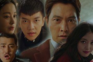 'Hwayugi': Không phải ma nữ Ahsanyeo, chính Ngộ Không mới là người đề nghị giúp Kang Dae Sung lên làm vua!