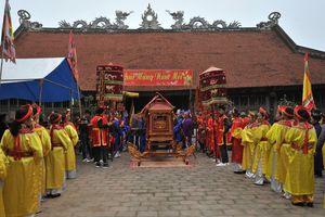 Bắc Giang: Lễ hội đình làng Lỗ Hạnh Hiệp Hòa xuân Mậu Tuất