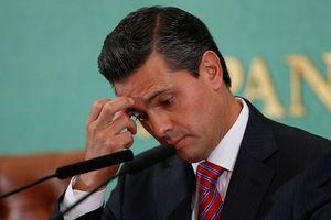 Tổng thống Mexico Pena Nieto hoãn chuyến thăm Mỹ