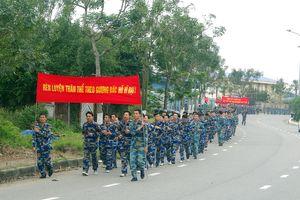 Vùng 3 Hải quân hưởng ứng ngày chạy thể thao do CISM phát động