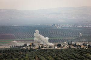 Lãnh đạo Pháp và Thổ Nhĩ Kỳ điện đàm về lệnh ngừng bắn tại Afrin