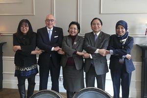 Ủy ban ASEAN tại Warszawa họp bàn về chương trình hoạt động năm 2018