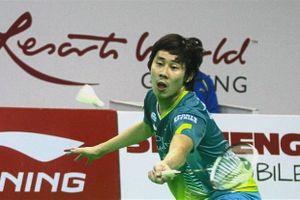 Hé lộ danh tính 2 tay vợt cầu lông hàng đầu Malaysia bị điều tra bán độ