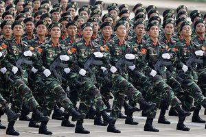 Việt Nam xếp thứ 16 trong danh sách cường quốc quân sự thế giới