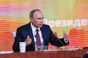 Bầu cử Nga với 'cuộc vượt rào' đầu tiên