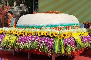 Thanh Hóa: Có nên làm bánh dày 3 tấn dâng Vua Hùng ở TP. Sầm Sơn?
