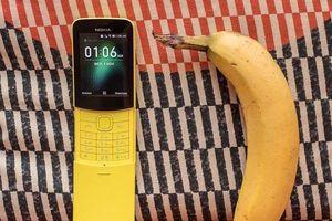 Nokia 8110 Banana và sự trở lại siêu bất ngờ tại MWC 2018