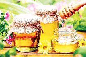 Mật ong, quà tặng của thiên nhiên