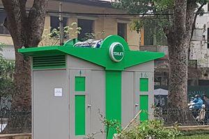 Hệ thống nhà vệ sinh công cộng tại Hà Nội: Vừa thiếu và vừa quá tải