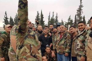 Hổ Syria khai hỏa ở Đông Ghouta, đánh bật phiến quân khỏi nhiều vị trí