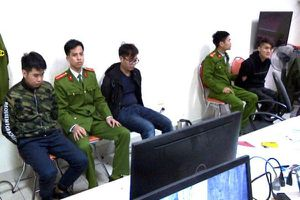 Dùng 29 thẻ ATM giả sang Việt Nam phạm tội