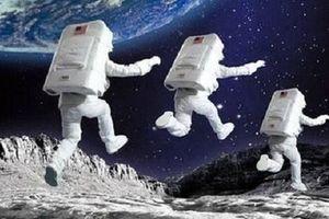 Giải mã lý do phi hành gia buộc phải nhảy trên Mặt trăng