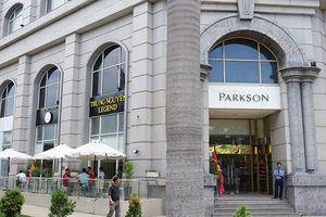 Trung tâm thương mại thứ 4 của Parkson bị đóng cửa