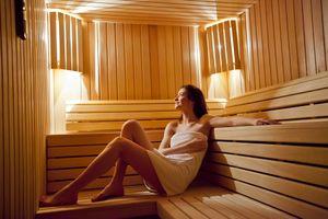 9 lợi ích của việc xông hơi khô