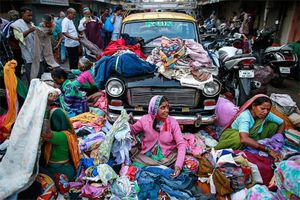 Người nước ngoài ở Mumbai nhận lương cao nhất thế giới