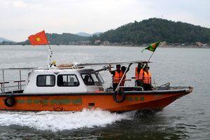 Tìm kiếm 1 ngư dân bị mất tích trên biển