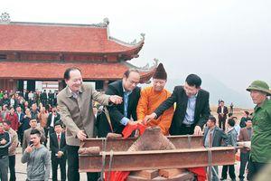 Lần đầu tổ chức lễ hội Tây Yên Tử