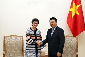 Việt Nam mong muốn ICT hỗ trợ DN tiếp cận thị trường thế giới