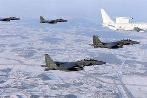 Trung Quốc im lặng khi Hàn Quốc tố xâm phạm ADIZ