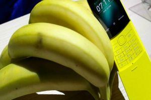 'Quả chuối' Nokia 8110 hồi sinh, pin 25 ngày, giá rẻ 2,2 triệu đồng