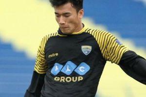 Bùi Tiến Dũng cùng FLC Thanh Hóa nhận trái đắng tại AFC Cup