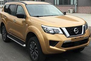 Lộ diện Nissan Terra 2019, 'đối thủ' mới của Toyota Fortuner