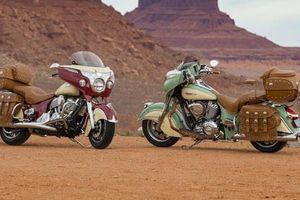 Điểm mặt những mẫu xe môtô thương mại nặng nhất thế giới