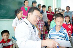 Câu lạc bộ các bác sĩ mê thiện nguyện