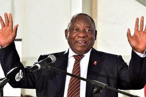 Tổng thống Nam Phi công bố nội các mới