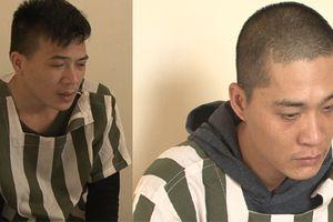 Khởi tố 2 kẻ côn đồ mang dao bầu cướp tài sản của phụ nữ trong đêm