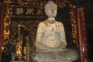 Số phận bức tượng Phật bằng đá cổ thời Lý