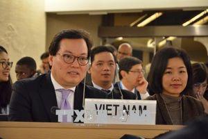 Khai mạc khóa họp lần thứ 37 Hội đồng Nhân quyền LHQ