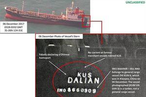 Mỹ nêu tên các công ty, tàu chở hàng dính dáng Triều Tiên