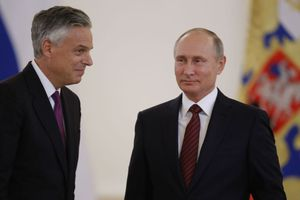 Lại 'dấy lên phong trào' tố cáo Mỹ can thiệp bầu cử tổng thống Nga