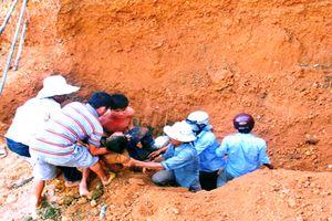 Sụt móng nhà tại Đắk Nông khiến 3 người thương vong