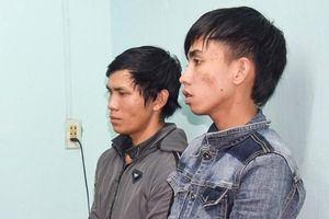 Mới ra tù, 2 game thủ rủ nhau đi giật túi xách kiếm tiền mua ma túy